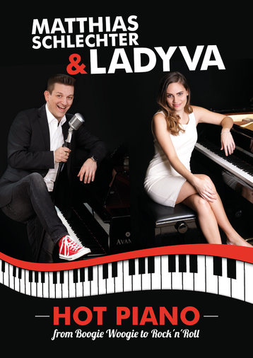 Ladyva & Matthias Schlechter - Boogie Woogie to Rock-n-Roll