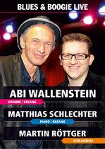 Matthias Schlechter & Abi Wallenstein