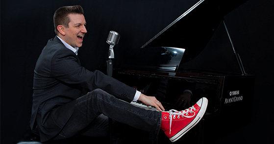 Matthias Schlechter - Boogie Woogie und Jazz Pianist