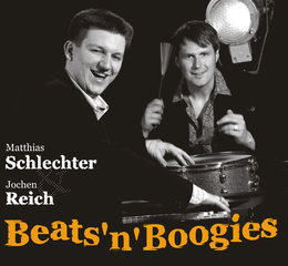 CD Beats'n'Boogies, Matthias Schlechter & Jochen Reich