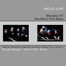CD MOJO LIVE