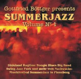 Gottfried Böttger presents SUMMERJAZZ Volume N° 1