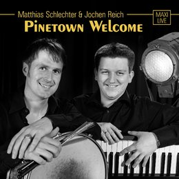 Maxi-CD »Pinetown Welcome«