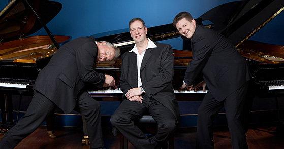 Die 3 Pianisten