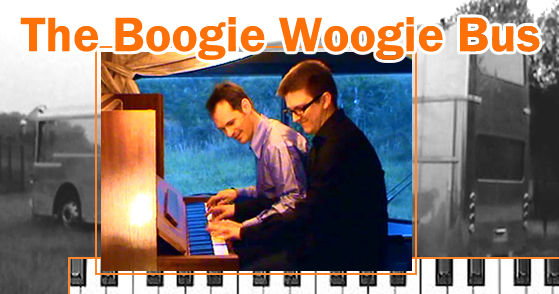 The Boogie Woogie Bus